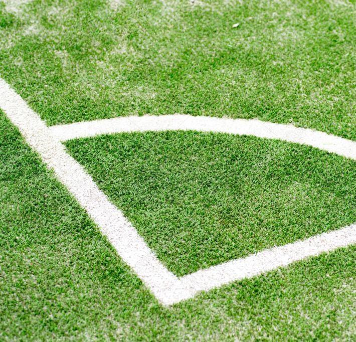 Искуственная трава для спортплощадки и футбольного поля